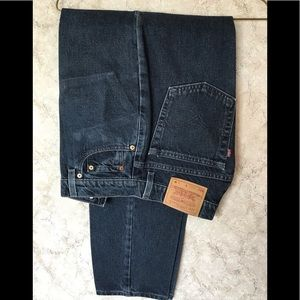 Levi's 551 Relaxed Fit Tapered Leg